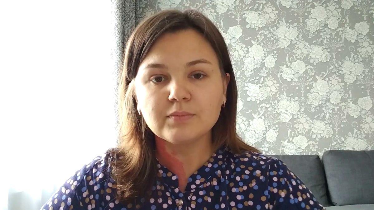 Alina Lushavina előadása az Orvosok a Tisztánlátásért  Konferencián