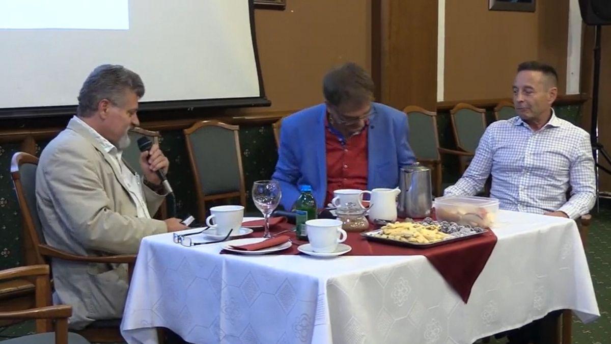 Tomasovszky László szakpszichológus előadása Tatabányán