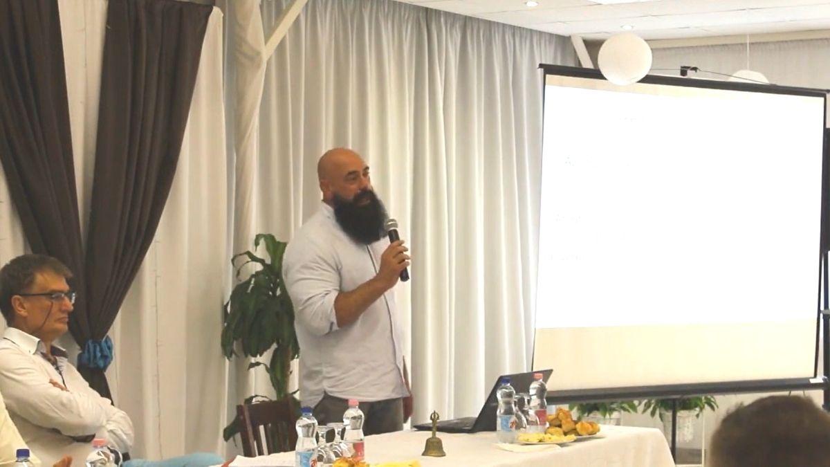 Orvosok a tisztánlátásért konferencia Debrecenben, Dr. Gődény György előadása