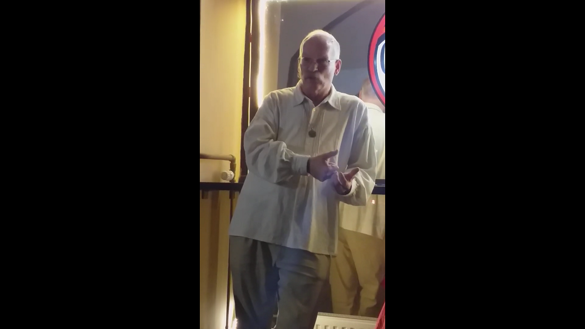 Dr. Pócs Alfréd előadása Szegeden