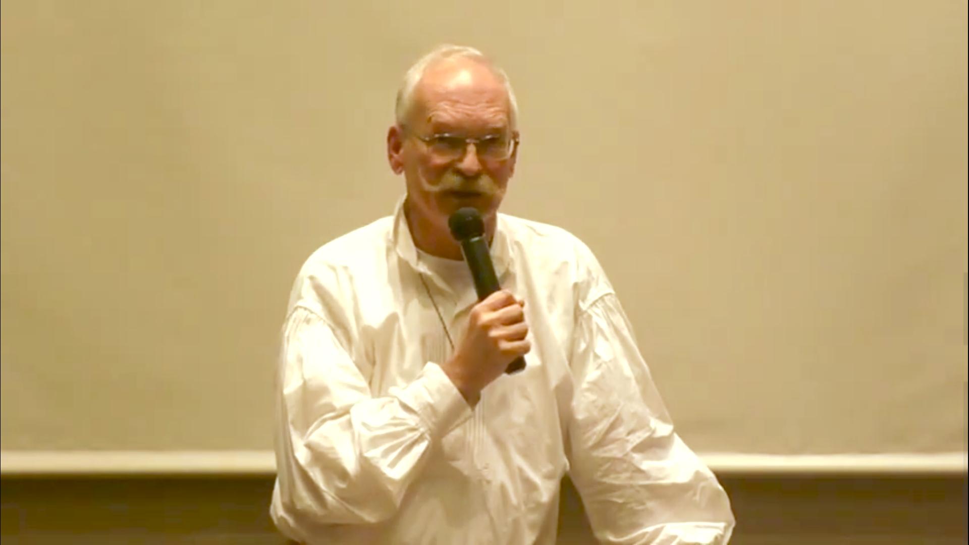 Dr. Pócs Alfréd előadása Székesfehérváron