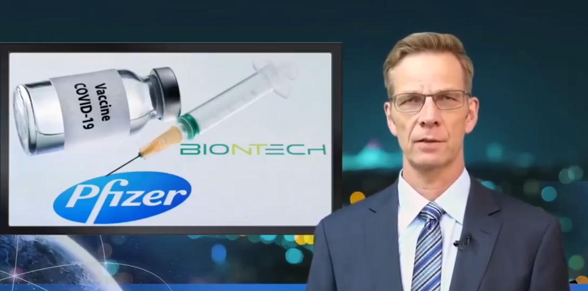 A Pfizer-Biontech vakcina mellékhatásai a gyártói protokoll szerint