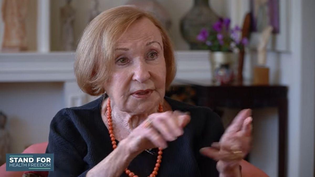 Vera Sharav interjúja a Korona bizottsággal