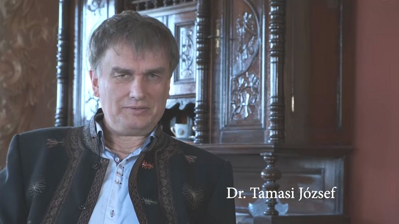 Dr. Tamasi József Kla Tv köszöntője