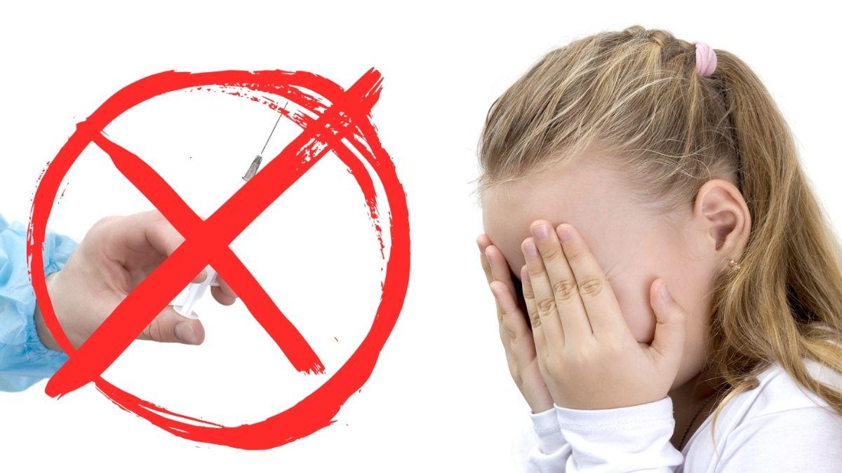 A gyermekeknek nincs szükségük a COVID-vakcinákra!