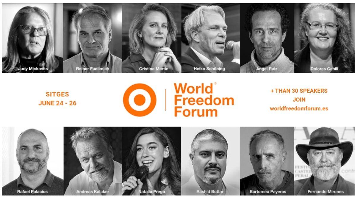 Bejelentkezés a Spanyolországi Világkonferenciáról
