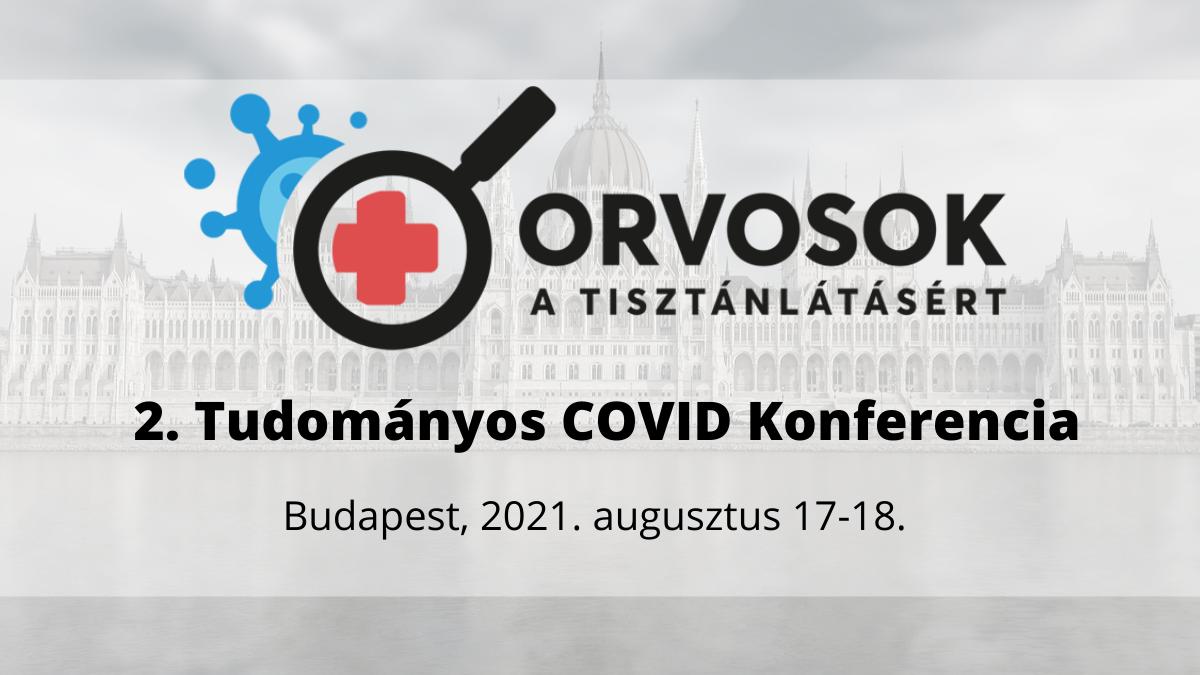 2. Tudományos COVID Konferencia