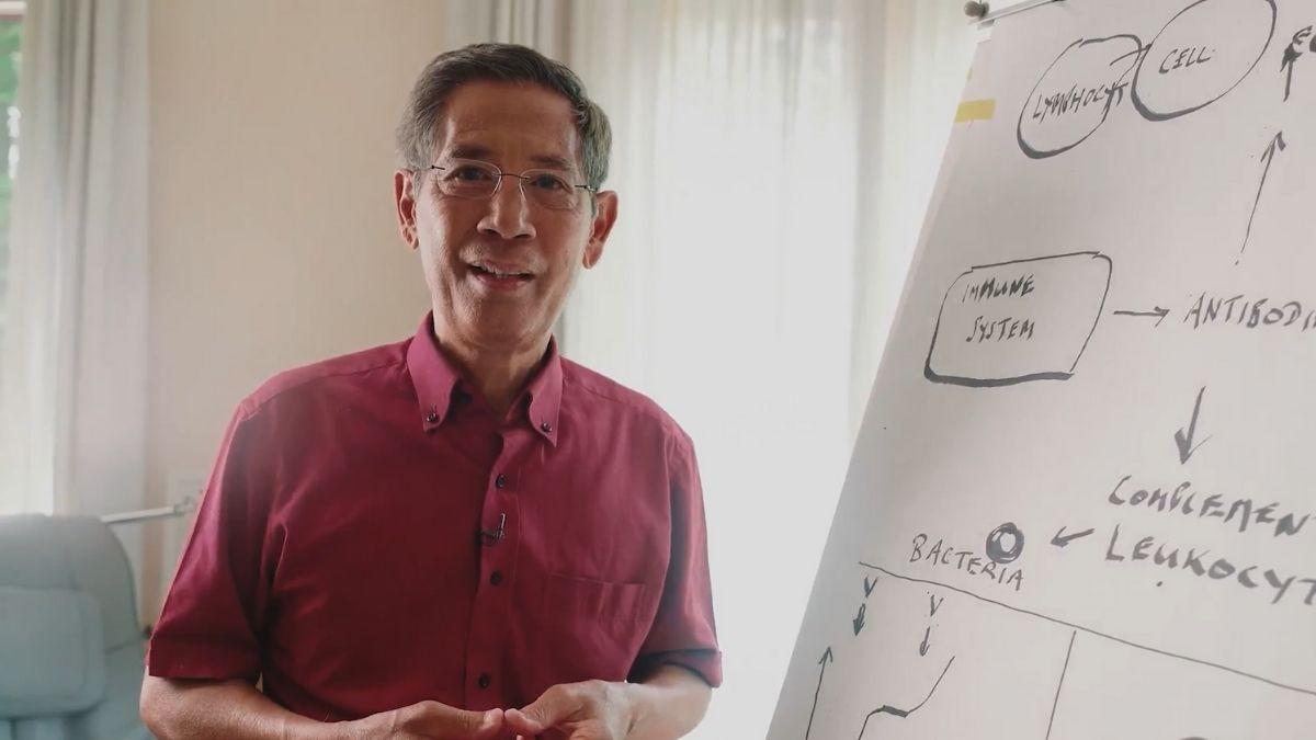 Sucharit Bhakdi professzor friss videóüzenete