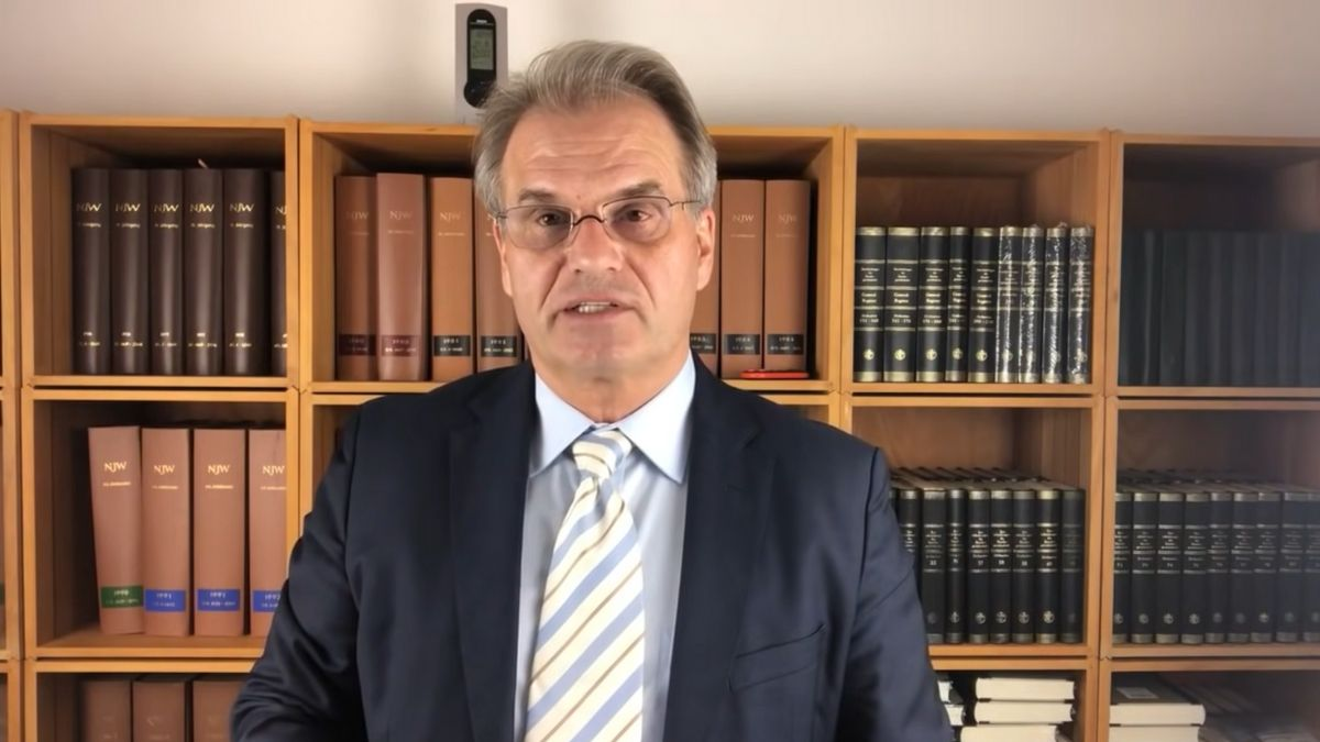 Dr. Reiner Füllmich jogi beszámolója