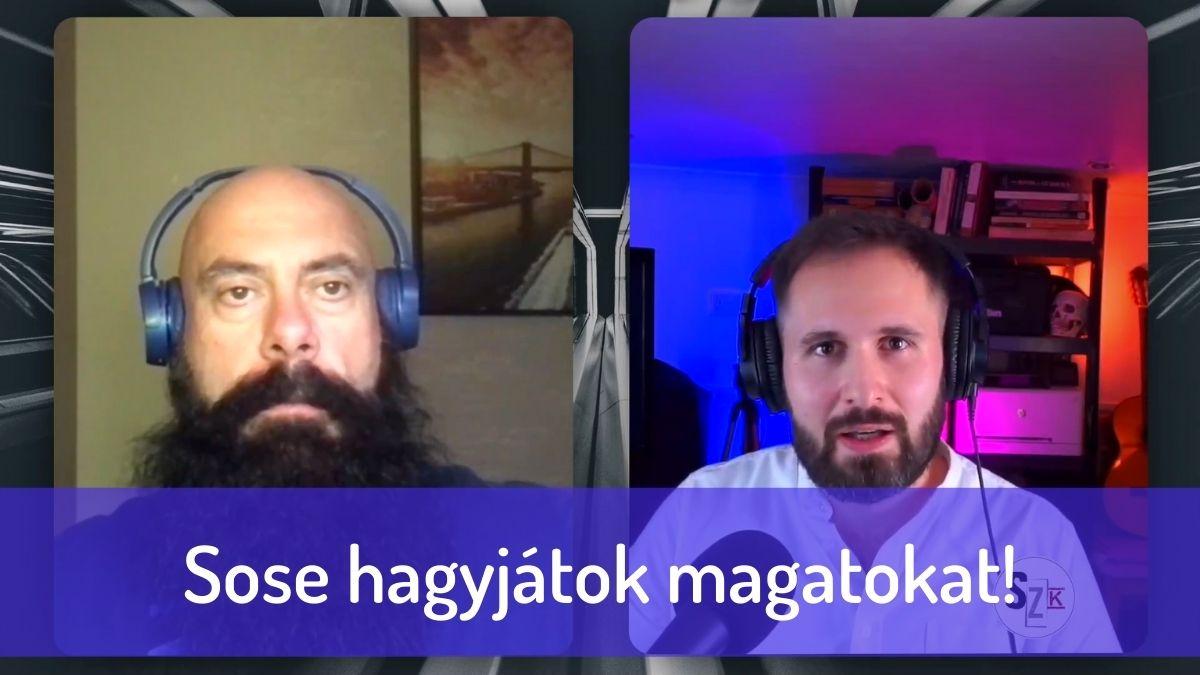 A Szkeptikus Kerekasztal vendége dr. Gődény György