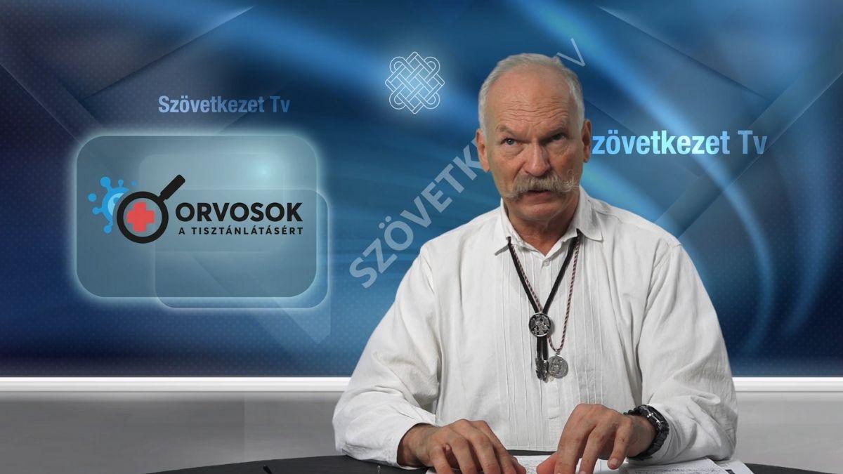Orvosok a Tisztánlátásért – Egészségügyi kérdések, Dr. Pócs Alfréd