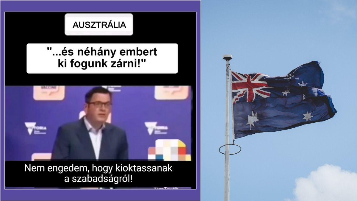 Ausztrália, Victoria államban október 15-től CSAK az vállalhat munkát, aki oltott!